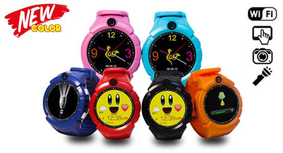 Q200S детские смарт часы с gps