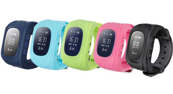 Q50 - Детские часы с GPS