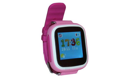 внешний вид детских часов с GPS q60s\q80