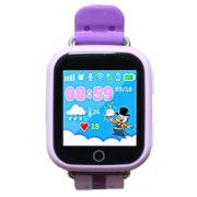 Q100 розовые – детские умные часы телефон