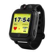 q200 цвет черный – детские часы с gps