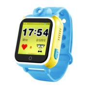 q200 цвет синий – детские часы с gps
