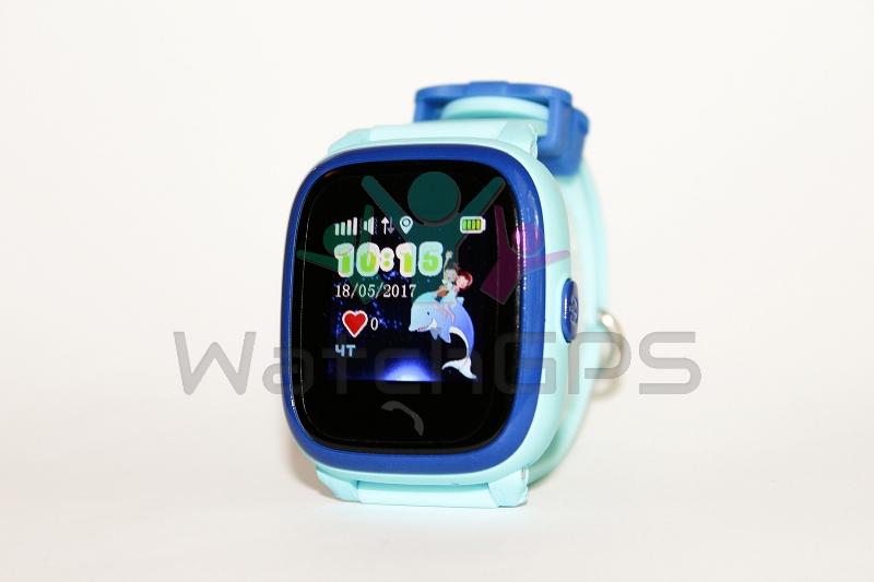 часы DF25 - внешний и дисплей