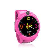 Q200s (q610) –  детские часы с gps  цвет розовый