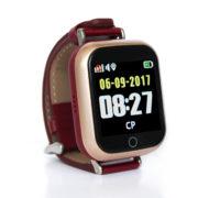 D101 цвет светлый часы с Gps