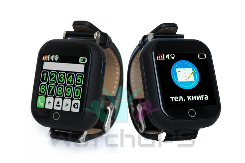 gps часы d101 встроенный телефон