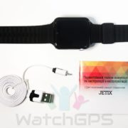 Смарт часы Jetix V7K – комплектация