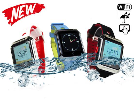Смарт часы Jetix DF50 - главная