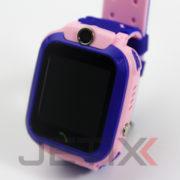 jetix df22 смарт часы розовые