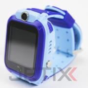 jetix df22 смарт часы синие